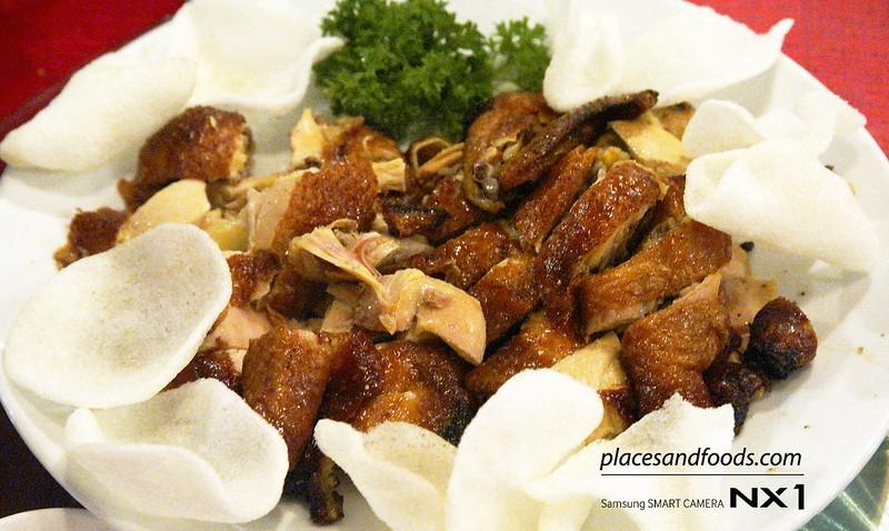 CWZJ Cuisine (The Home of Tea Kings) crispy chicken