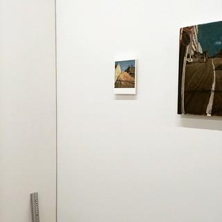 八丁堀のmilkeast にて、設営中。展示は、明日より、一ヶ月ほど、やっています。http://milkystorage.tumblr.com グループ展で、豊嶋康子さんや、谷口暁彦さんなど、御一緒させて頂いています。