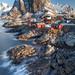 Hamnoy in Lofoten Islands by Jonathan Haider
