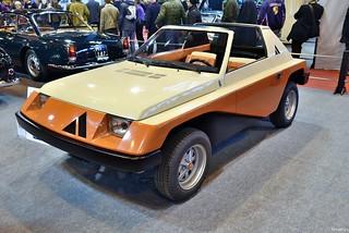 1973 Autobianchi A112 Giovani Pininfarina