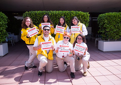 Comcast Career Day with City Year L.A.