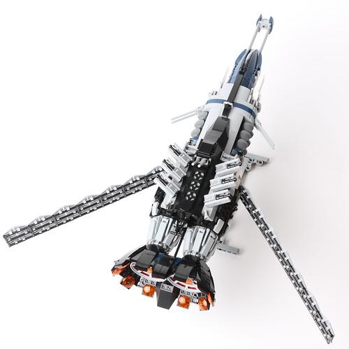 Galactic Nautilus - Top View