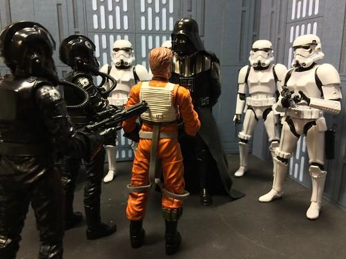 Vaders Prisoner