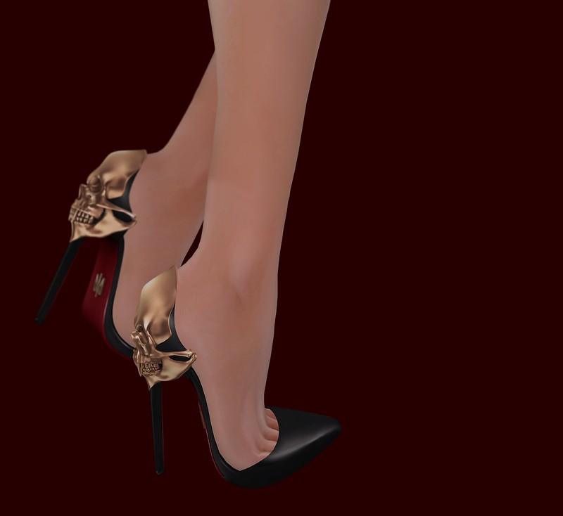 Aria heels by Keem @ Dark Style Far