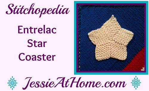 Stitchopedia-Knit-Entrelac-Star-Coaster-by-Jessie-At-Home
