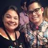 Con @SoyRosty de #TodosSomosVendedores. Se ganó una fan #tw