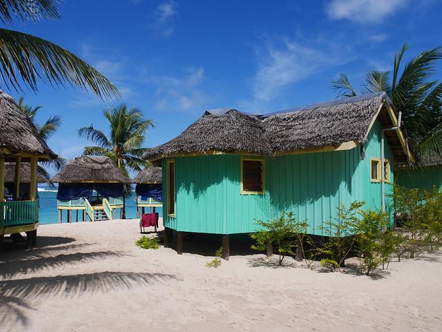 Taufua Beach Fales: Fale 2