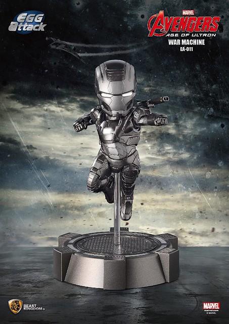 Egg Attack Action 野獸國玩具【戰爭機器】復仇者聯盟:奧創紀元 EA-011