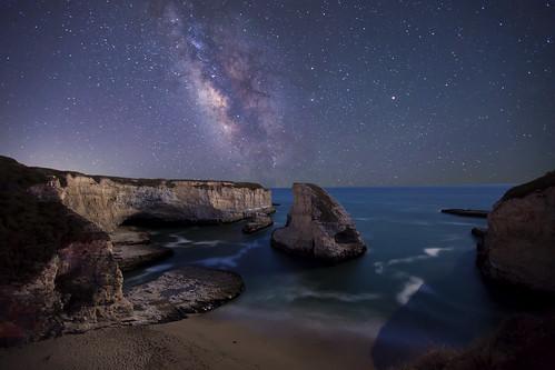 california coast davenport westcoast milkyway sharkfincove
