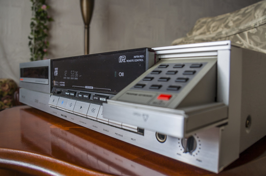 ... Philips CD650 vintage CD Player 1986 | by AudioClassic