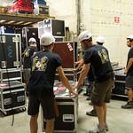 mer, 27/07/2016 - 00:46 - organisation du Festival de Carcassonne, coulisses, partenaires, techniciens, employés