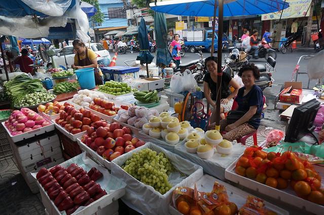 Food Market vendors