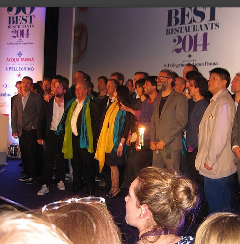 The World's 50 Best 2014