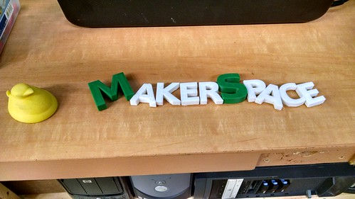 Makerspace 125, March 4, 2015