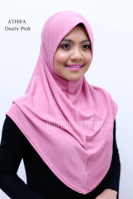 Athifa Dusty Pink