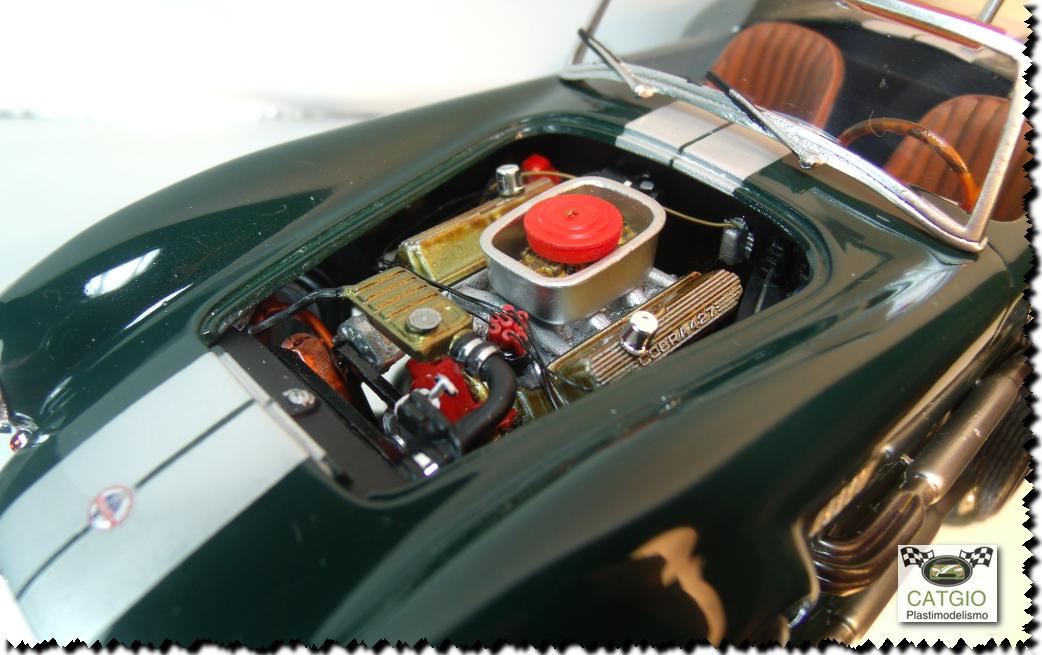 Shelby Cobra S/C - Revell - 01/24 - Finalizado 24/04 - Página 2 16630792673_6e3be3a8be_o