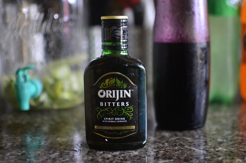 Orijin Bitters exist to promote the vibrancy of modern African culture ...