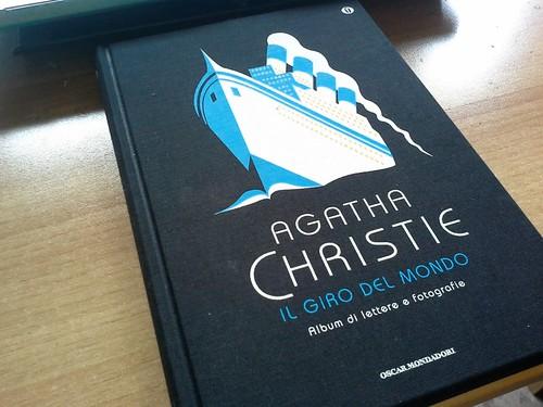 """""""il giro del mondo. Album di lettere e fotografie"""" di Agatha Christie"""