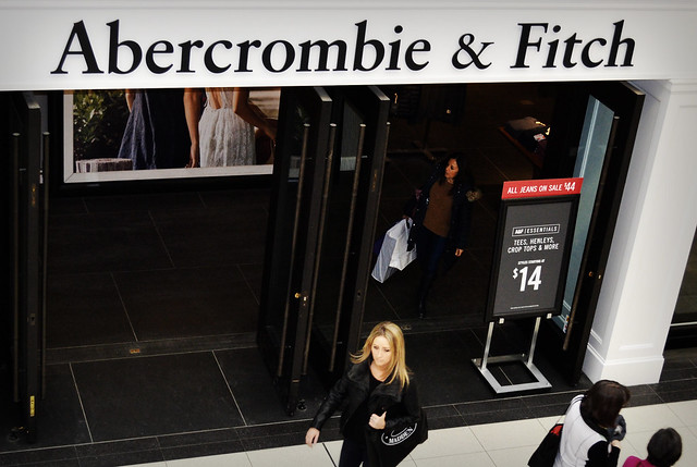 Abercrombie Store Canada | Flickr - Photo Sharing!