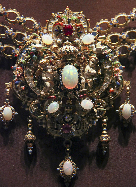 Hungarian Opal Jewellery