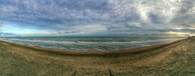The sea...landscape pano 3d