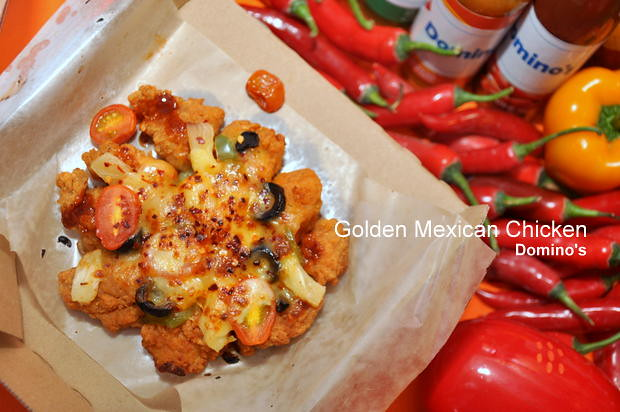 Domino's Golden Chicken 2