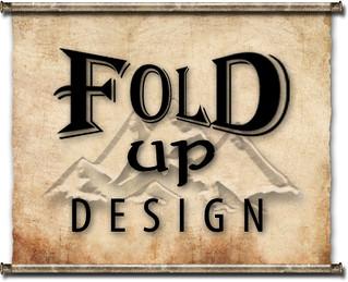 Fold up Logo