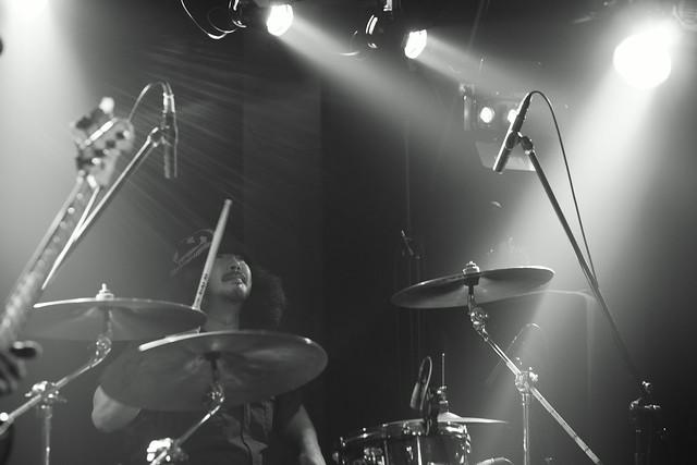 Juz live at 獅子王, Tokyo, 25 Mar 2015. 109