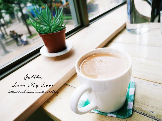 台北中山站不限時咖啡館