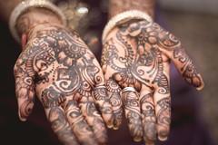 hand, arm, mehndi, henna,