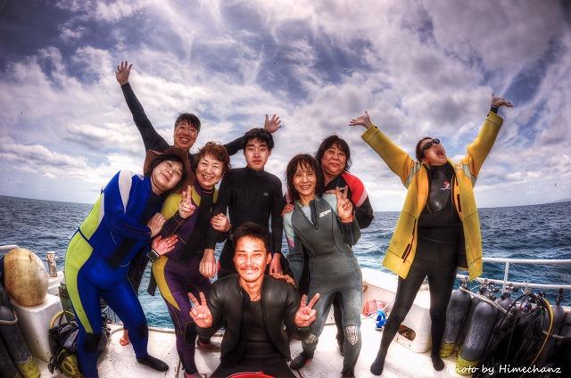 本日の集合写真♪ 2015/03/28