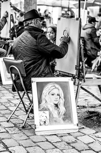Le portraitiste