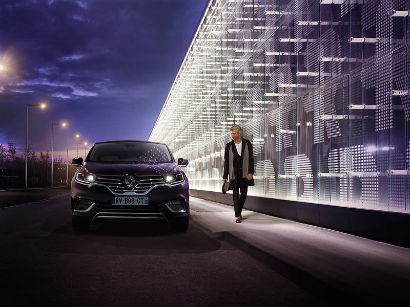 Renault Espace Initiale Paris нового поколения