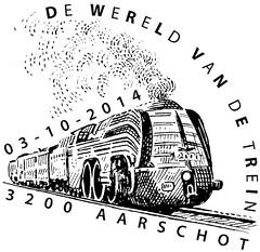 17 LE MONDE DU TRAINT Aarschot