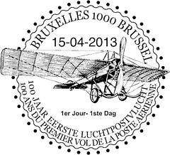 09-Cachet Aviation Ier Jour
