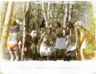 When schoolgirls ranged the woods 1