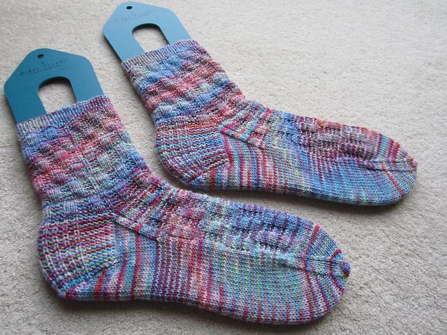 sparkly Gabby socks (2)