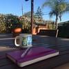 Morning writing setting