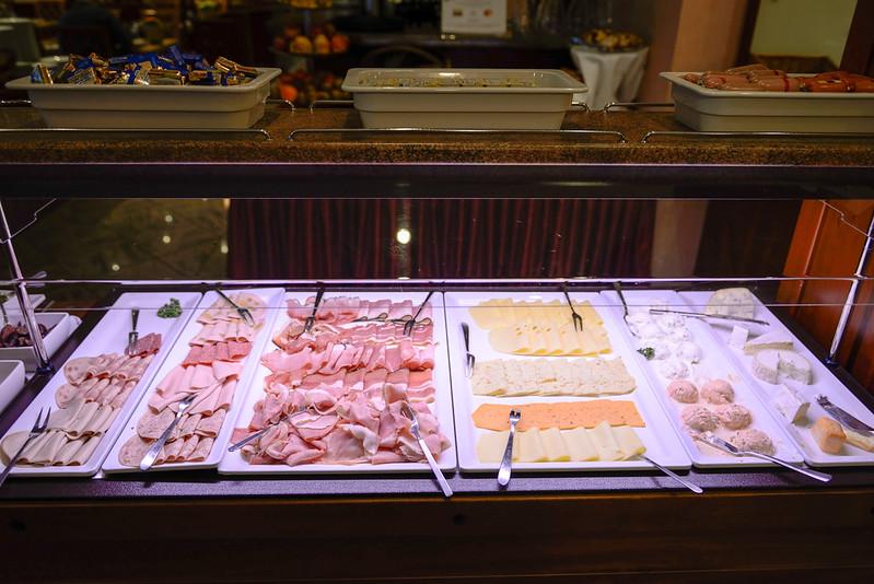 臘肉、起司區