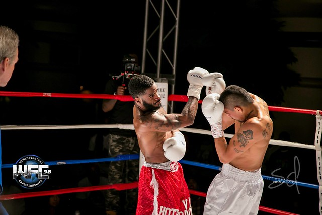 WFC 36 March 28th,2015 Boxing at the Belle of Baton Rouge