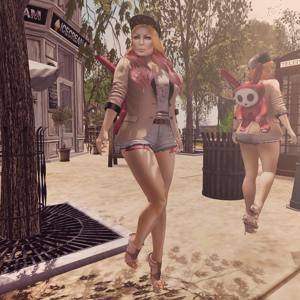 Cute New outfit from Addams, Glamistry, Little Bones, Ariskea, Label Motion, Belleza.