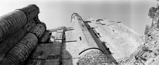Le Mont-Saint-Michel, May 2014