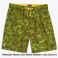 clothing, yellow, trunks, green, swimwear, shorts,