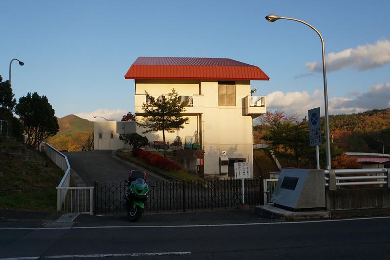 綱取ダム(岩手)