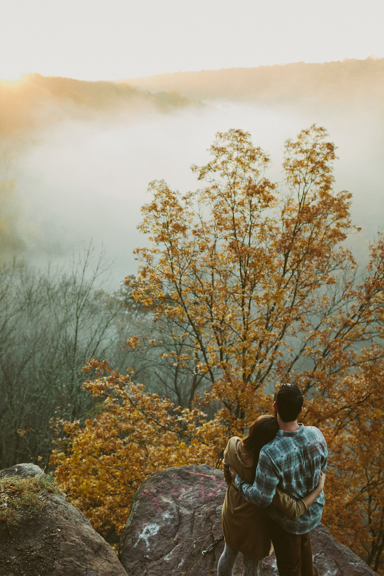Adventure elopement photographer