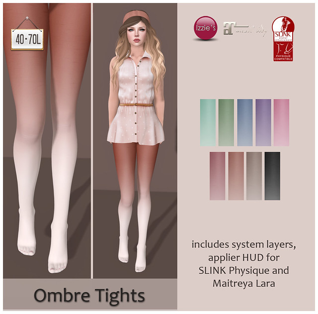 TDRF (Ombre Tights)
