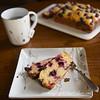 Blueberry, Lemon & Sour Cream Bread