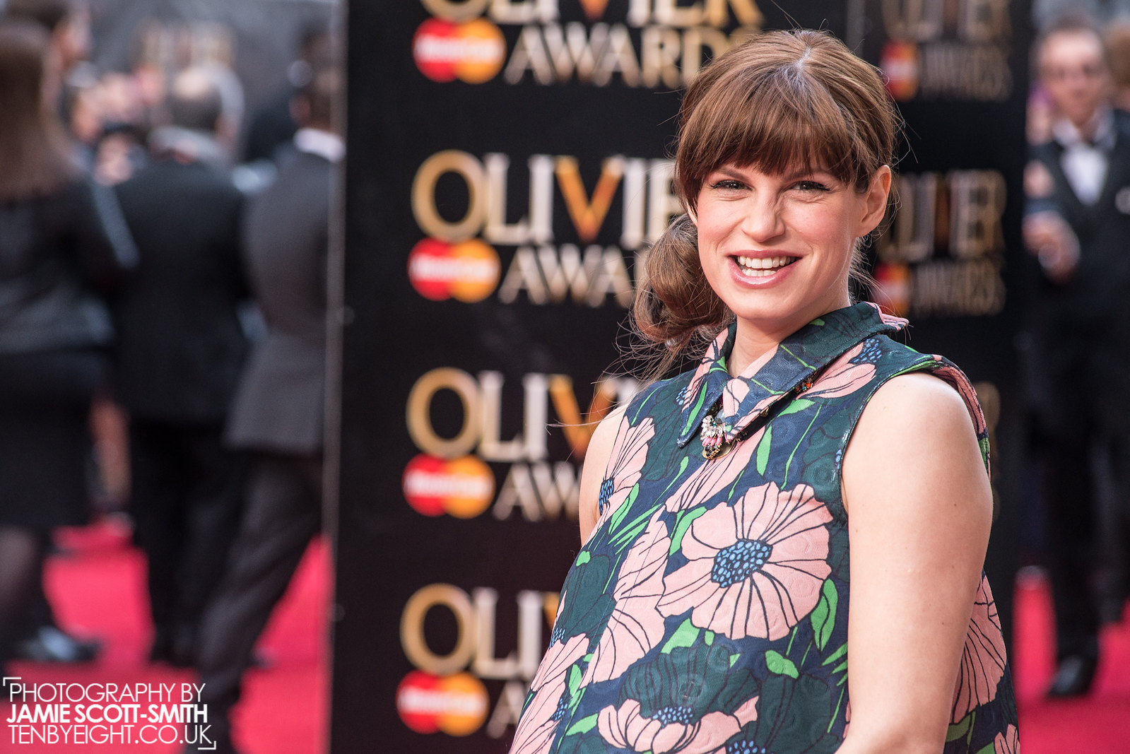 Photo Coverage: OLIVIERS 2015 - Lenny Henry, Brian May, SUNNY AFTERNOON, BEAUTIFUL And More On The Red Carpet!