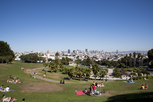 Mission Dolores Park, San Francisco