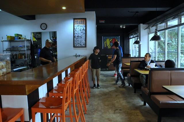 Ozark Diner, Baguio